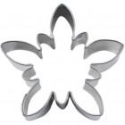 Pepparkaksform, edelweiss