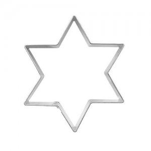 Pepparkaksform, liten stjärna