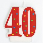 Tårtljus, nr 40