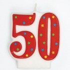 Tårtljus, nr 50