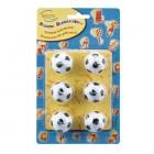 Tårtljus - fotbollar