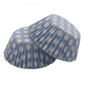 Muffinsformar, China Blue Spot (ord. pris 32 kr)