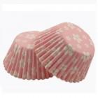 Muffinsformar, Pink Blossom (ord. pris 32 kr)