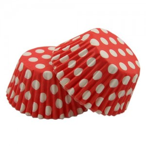 Muffinsformar, Red Spot
