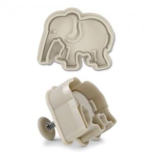 Utstickare - elefant med ejektor