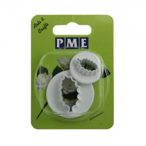 Bladutstickare - järnek, 2 st (PME)