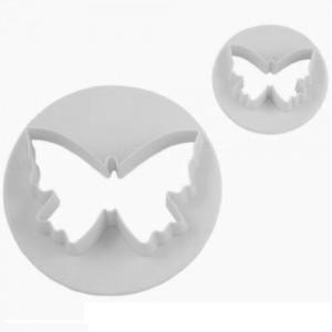 Fjärilsutstickare, 2 st (PME)