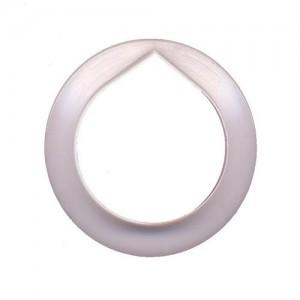 Utstickare - roskronblad, 5 st (FMM)