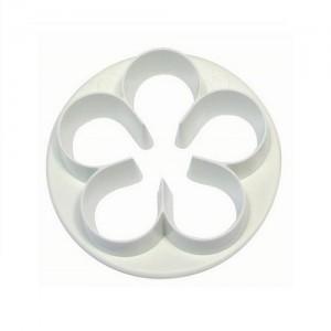 Blomutstickare - fembladig blomma 35 mm (PME)