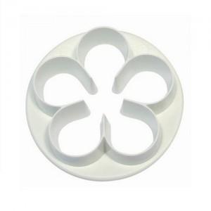 Blomutstickare - fembladig blomma 45 mm (PME)