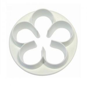 Blomutstickare - fembladig blomma 50 mm (PME)
