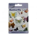 Fjärilsutstickare - liten fjäril (PME)