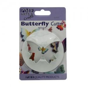 Fjärilsutstickare - stor fjäril (PME)