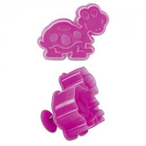 Utstickare - sköldpadda med ejektor